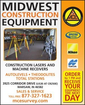 MIDWEST CONSTRUCTION EQUIPMENT