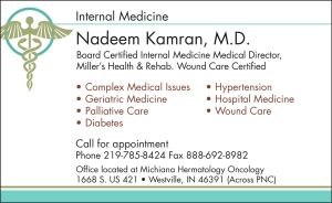 Internal Medicine Consultant of NW Indiana