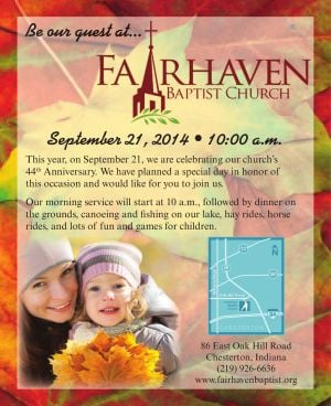FAIRHAVEN BAPTIST CHURCH