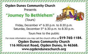 OGDEN DUNES COMMUNITY CHURCH