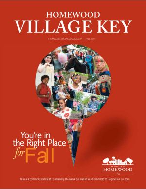 Homewood Village Key