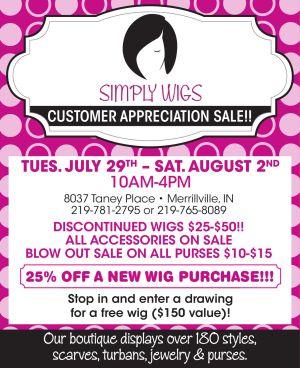 SIMPLY WIGS, LLC
