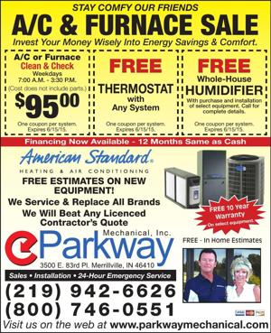 PARKWAY MECHANICAL