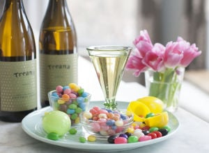 Sweet pairings for grown-up Easter treats