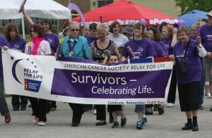 Cancer survivors celebrated at Valparaiso Relay for Life