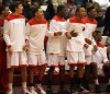 Homewood-Flossmoor players celebrate
