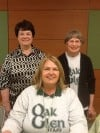 Three retiring from Oak Glen School