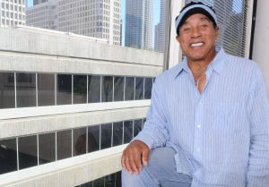 Smokey Robinson, still writing, singing duets with friends
