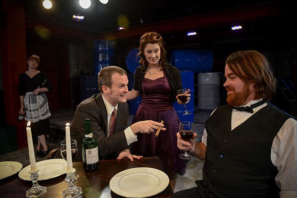 OFFBEAT with PHIL POTEMPA: 'The Arsonists' smolders on stage at Strawdog