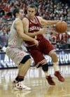 Timid play, hot Smith problems for Hoosiers, 80-63