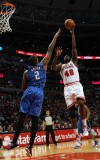 Chicago Bulls' Nazar Mohammed