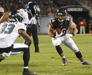 Special teams are Jordan Lynch's best chance to stick with Bears
