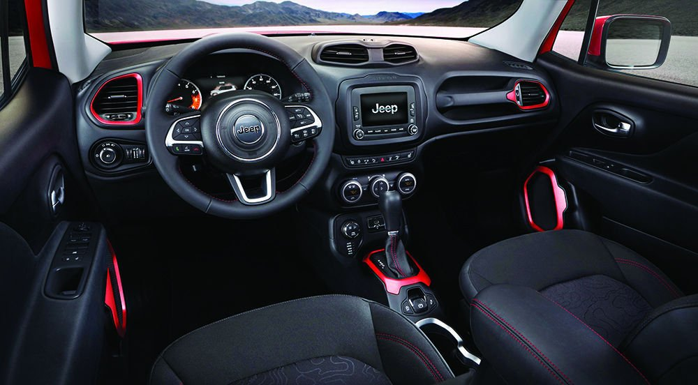 the 2016 jeep renegade quality upgrades without sacrifice of off road capability cars. Black Bedroom Furniture Sets. Home Design Ideas