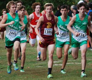 Valparaiso boys, Didion, Savage capture titles at New Prairie Invitational