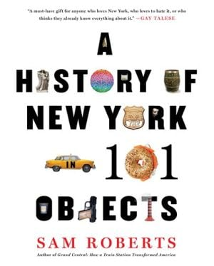 Book Review: Book of N.Y. objects sure to spark debate