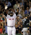 White Sox lose on Ortiz's walk-off home run