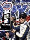 Keselowski wins opening round of NASCAR's Chase