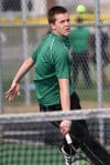 Illiana Christian's Bergsma keeps the beat on the tennis court