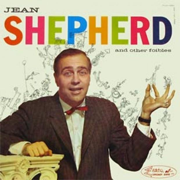 Radio Humorist Jean Shepherd