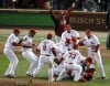 St. Louis caps improbable run to World Series with championship
