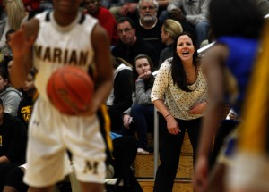 Gallery: Marian Catholic vs Bloom Township Girls Sectional
