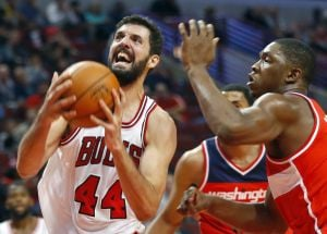 AL HAMNIK: Bulls' Mirotic cut from same cloth as Toni Kukoc