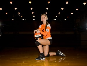 LaPorte's Taylor Lebo is Times Volleyball Player of the Year
