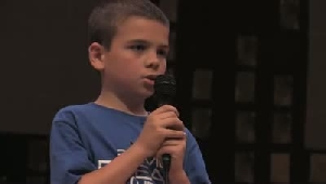Students compete in Porter County Spelling Bee