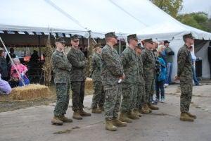 Lansing Autumn Fest's Sunday ceremony to honor military veterans