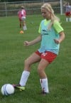 Wilder is a scoring machine for K.V.'s girls soccer team