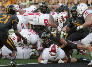 Indiana upsets No. 18 Missouri