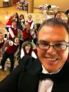 Artistc director leaving children's choir for more family time