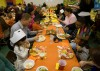 St. John Bosco School Thanksgiving