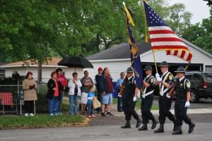 Thornton celebrates Memorial Day