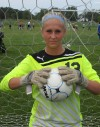 Boone Grove's Gerhardt makes the most of her season as goalie