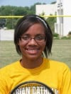 Marian Catholic tennis player Giselle Beebe