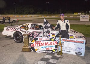 LOCAL AUTO RACING: Campbell claims Illiana's Bettenhausen 100 again