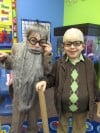 Students say hip, hip hooray for 100 days