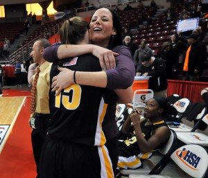 Marian Catholic girls win IHSA Class 4A girls basketball state title