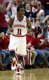Short-handed Indiana beats No. 22 Ohio State 72-64