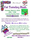 L.A.C.E. to host Fat Tuesday bash