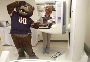 Methodist receives $25K grant from Bears charity