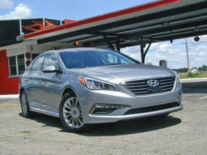 Sonata struts a mature look, attitude: Hyundai Sonata enters its seventh generation