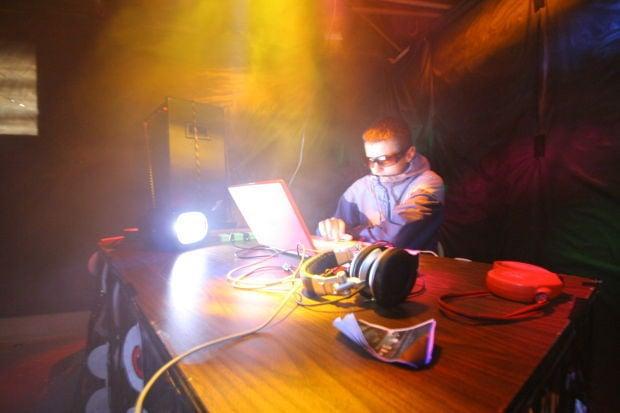 Modern Ambience: Heard but seldom seen, anti-social, random music is massive
