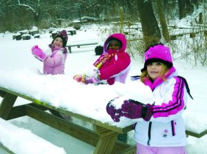 Homewood-Flossmoor Park District offers special winter events
