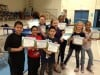 Coolidge students shine at B.U.G. Awards