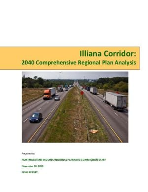 Report gives Illiana Expressway thumbs up, thumbs down