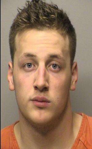 Men arrested for entering Portage home