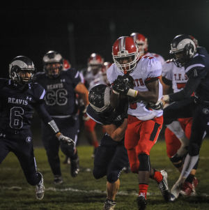 Rebels clinch playoff berth against Zasada, Reavis