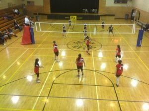Seton Academy Volleyball League haven for south-side teams